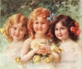 Three Sisters girl Emile Vernon